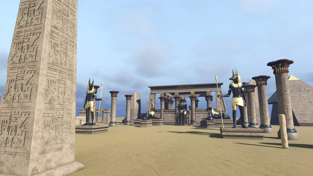 MPlace Ryse Egypt Asset Pack1