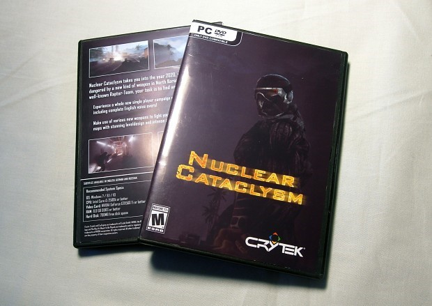 nuclear cataclysm box